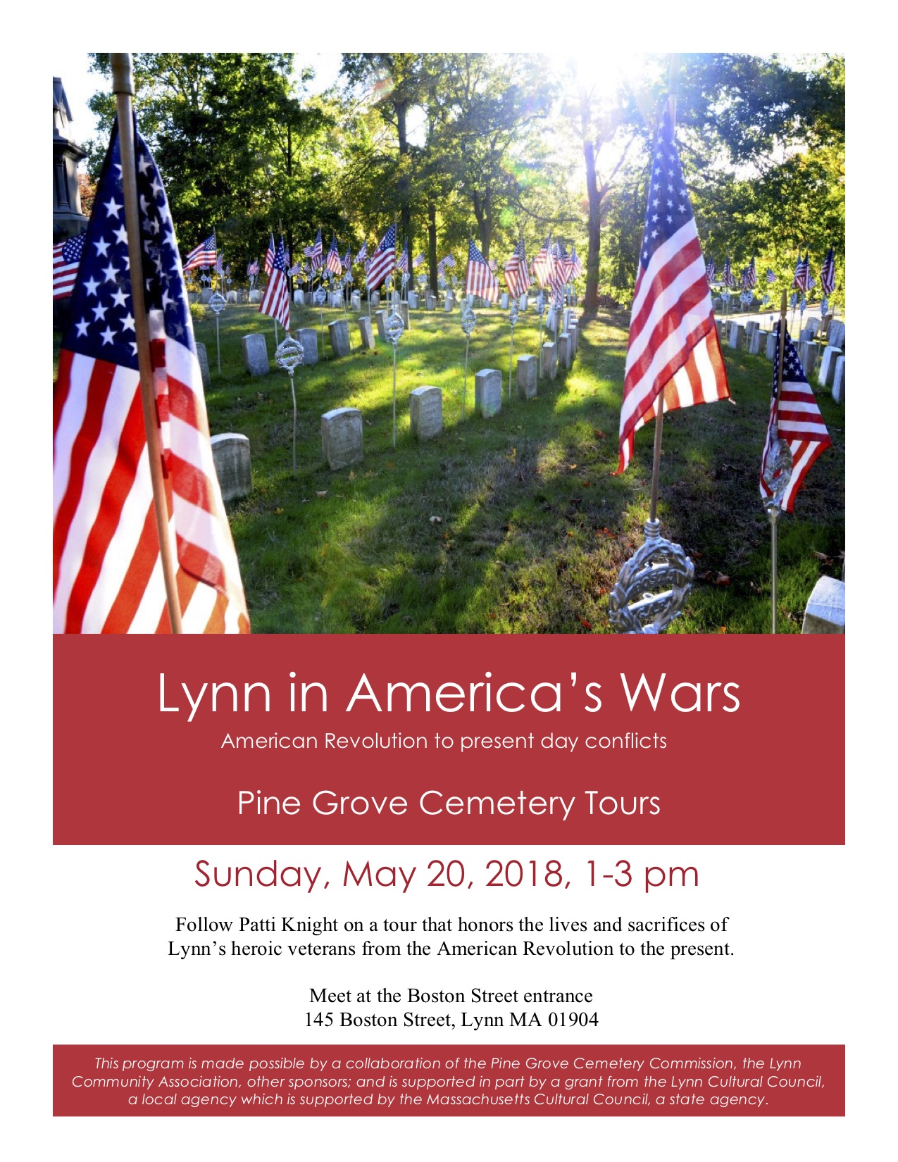 pine grove cemetery tours for 2018 download our tour info sheets